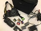 Nikon D700 Body with multi battery grip and accessories Low Shutter Count