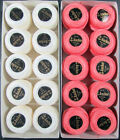 20x Needlepoint Embroidery THREAD Anchor Cotton Perle 12 Mixed Lot TX41