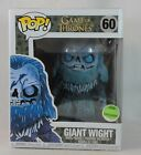 Funko Pop Spring Convention Exclusive Vinyl Figure Game Of Thrones Giant Wight