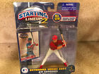 JIM EDMONDS 2001 STARTING LINEUP 2 BASEBALL ACTION FIGURE, ST. LOUIS CARDINALS
