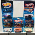 Vintage Hot Wheels Lot Carded 1979 1983 Chevy GMC Not Redline Blackwall BW 1988