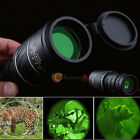 US 40x60 HD Optical Monocular Outdoor Hunting Camping Hiking Telescope