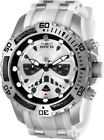 Invicta 26183 Star Wars Men's Chronograph 51mm Stainless Steel Silver Dial Watch