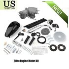 48cc 49 50cc 2 Stroke Motor Engine Kit Set Petrol Gas For Motorized Bicycle Bike