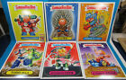 SDCC 2014 11x14 Garbage Pail Kids prints collection of 6 PRE-OWNED