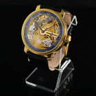 ULYSSE NARDIN WATCH MEN'S SKELETON ENGRAVING 16 SIZE HIGH QUALITY SWISS MOVEMENT