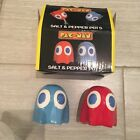 Pac Man Video Game Arcade Ghost Salt  Pepper Shakers