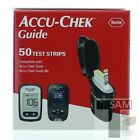 Accu-Chek Guide 50 Test Strips Exp 9-2020+ (BGA) NOT FOR NANO METERS