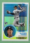 GLEYBER TORRES 2018 Topps Update 1983 CHROME Silver Pack Refr NY YANKEES RC 147