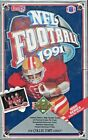 FACTORY SEALED 1991 UPPER DECK FOOTBALL