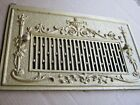 Highly Ornate Victorian Cast/Bronze/Brass  Fireplace Architectural Salvage 12x20