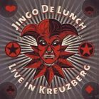 JINGO DE LUNCH - LIVE IN KREUZBERG  CD NEW+