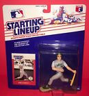 1988 Kenner SLU Starting Lineup Figure Jose Canseco With Baseball Card