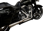 Trask Assault Stainless Steel Straight Exhaust 2009 16 Harley Touring