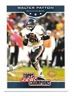 Sweetness! Top 10 Walter Payton Cards of All-Time 17