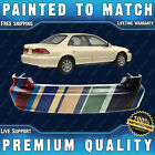 New Painted To Match Rear Bumper Replacement For 1998-2002 Honda Accord Sedan