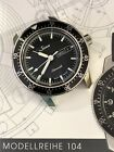 New Sinn 104 I Sa B. Automatic Watch; Dual Language Date Wheel. Made In Germany