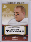 10 J.J. Watt Rookie-Year Cards to Start Your Collection  22