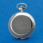 Pocket Watch Kreuzer Besuderschniy Soviet Marine Russian Watch Molnija 3602