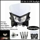 Dirt Bike Headlight Fairing For KTM R SX EXC XC XCF SXF 65 85 105 250 350 450