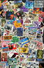 GREAT BRITAIN STAMP COLLECTION 500 ALL DIFFERENT NO DUPLICATES