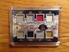 2018 Leaf In the Game Used BOSTON TEAM 8 Williams, Ortiz, Manny, Fisk 5 9