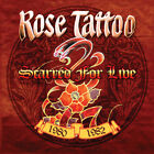 Rose Tattoo Scarred For Live 1980-1982 5 CD NEW