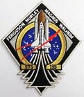 Official Nasa Space Program STS 135 Atlantis Patch