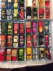 Vintage Matchbox Lesney lot Of 47 With car carrying case