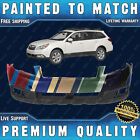 New Painted To Match Front Bumper Replacement For 2010-2012 Subaru Outback Wagon