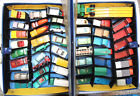 Vintage MATCHBOX LESNEY Lot of 47 Cars in COLLECTORS CASE MB Collection