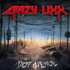 CRAZY LIXX - RIOT AVENUE (REMASTER+BONUSTRACKS)   CD NEW+