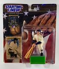 New York Yankees Babe Ruth 2000 MLB All Century Team Starting Lineup Figure NEW