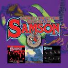 SAMSON - LOOK TO THE FUTURE/REFUGEE/P.S...(3CD BOXSET)  3 CD NEW+