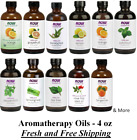NOW Foods 4 oz Essential Oils - FREE SHIPPING -