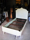 Antique Bed frame late 1800's early 1900's. Small.Great for restoration project.