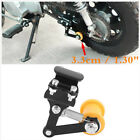 Adjuster Universal Chain Tensioner Bolt Roller Motorcycle Modified Accessories