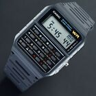 Casio 1980s Calculator Watch CA53W Alarm Stopwatch Brand New