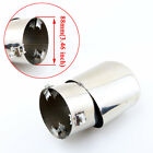 35 Inch 88mm Caliber Auto Parts Rear Silencer Cover Exhaust Tail Tips Tailpipe