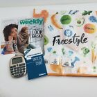 Weight Watchers Lot Freestyle Calculator Weekly Charms Success Book Bag Lot