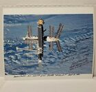Bill William F Readdy Astronaut Signed Photo WWII Test Pilot Space Station
