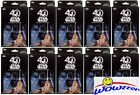 (10) 2017 Topps Star Wars 40th Anniversary EXCLUSIVE Factory Sealed Hanger Box