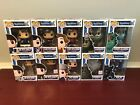 HUGE TrollHunters FUNKO POP LOT New York Comic Con Exclusive Jim Toby Claire