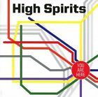 HIGH SPIRITS - YOU ARE HERE  CD NEW+