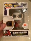 Funko Pop Universal Monsters The Invisible Man #608 (Walgreens Exclusive)