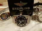 46mm Breitling Superocean Heritage Automatic Watch Swiss A17320 Black NO RESERVE