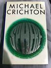 Sphere by Michael Crichton 1987 First Edition HC Knopf A Sci Fi Classic