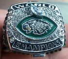 Eagles Replica Super Bowl 52 Ring - Size 15 for BIG FINGERS