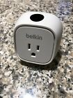 Belkin WeMo Switch F7C029 Smart Plug Wi Fi Alexa ...