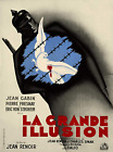 THE GRAND ILLUSION 37 99 rerelease Jean Renoir Spaak Stroheim 35mm Film Trailer